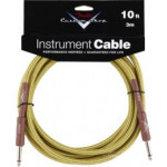 Fender FG10T Custom Shop Performance Cable, Tweed