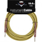 Fender FG186T Custom Shop Performance Cable Tweed