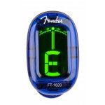 Fender FT-1620 Color Clip On Tuner BL