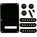 Fender Strat Accessory Kit, Black