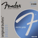 Fender 3150M Original Pure Nickel bullet ends