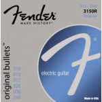 Fender 3150R Original Pure Nickel bullet ends