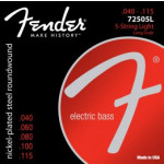 Fender 7250-5L Nickel