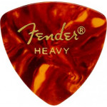 Trsátka set Fender 346 Shape Picks 12 Pack Shell Heavy