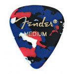 Trsátka set Fender 351 Shape Picks 12 Pack Confetti Thin