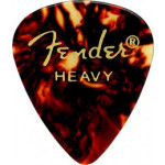 Trsátka set Fender 351 Shape Picks 12 Pack Shell Heavy