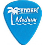 Trsátka set Fender Calclear Picks,12 Pack, Lp Blue Heavy